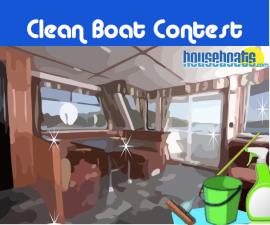 Clean Boat Contest